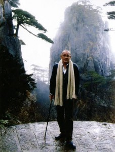 Robert Ellsworth in Anhui Province, China, 1995.© Christie's Images Limited 2014
