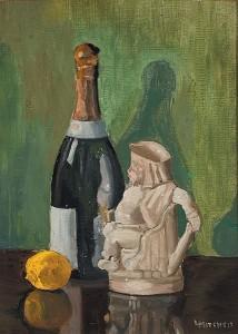 Helen Lillias Mitchell - Lilian Davidson's Toby Jug, 1936 (200-300).