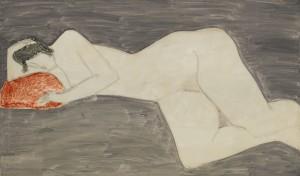 Milton Avery Reclining Female 1963 ($600,000-800,000)