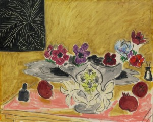 Henri Matisse Anémones et grenades Signed H Matisse and dated '46  ($5-7 million).