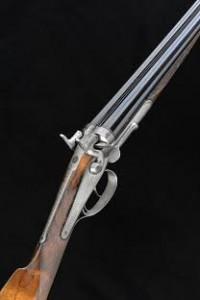Lady Churchill's gun.