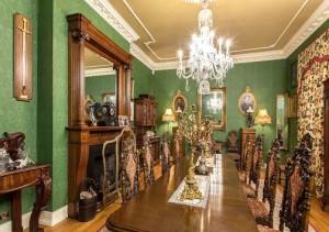 The Dining Room at Stranocum Hall