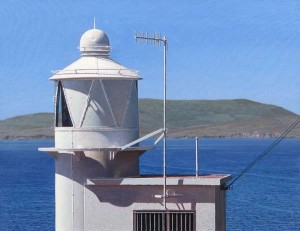 John Doherty (b.1949) Sheeps Head Light, Co. Cork (6,000-8,000).