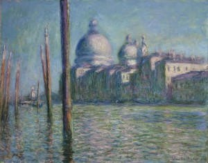 Venice, Le Grand Canal by Monet sold for £23.7 million.