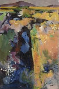 Kenneth Webb RWA FRSA RUA (b.1927) Connemara Landscape  (2,500-3,500)