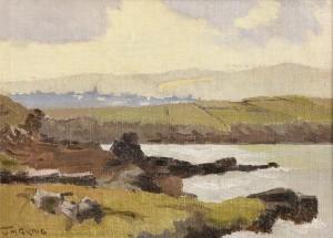 James Humbert Craig RHA RUA (1878-1944) Coastal Landscape (2,000-3,000).