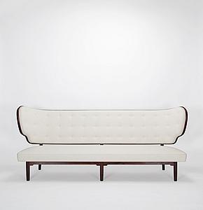 Sofa - Vilhelm Lauritzen ( 1894-1984) at Galerie Dansk Mobelkunst