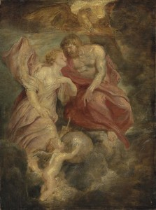 Sir Peter Paul Rubens (1577-1640) Venus and Jupiter (£1.2-1.8 million) © Christie's Images Limited 2015