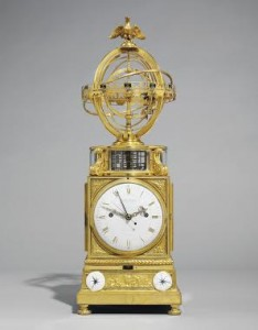 THE PRINCE DE CONTI'S PLANETARY CLOCK (£600,000-1 MILLION)