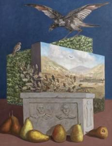 Stephen McKenna PRHA (b.1939) Landscape Sculpture (1990) (5,000-8,000).
