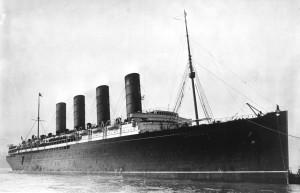 Lusitania.