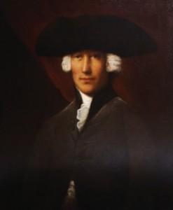 John Singleton Copley (1737-1813) Portrait of a gentleman (15,000-25,000).