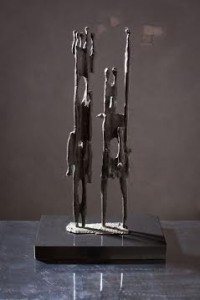 Family by Edward Delaney  (8,000-12,000)