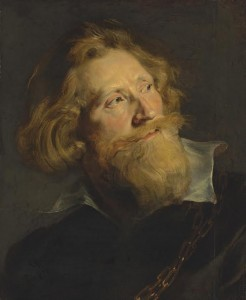 Sir Peter Paul Rubens – Portrait of a Bearded Man (£2-3 million) © Christie's Images Limited 2015