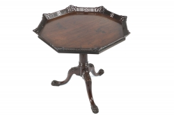 Irish eighteenth-century period silver table, circa 1760 (6,000-9,000)