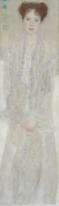 Klimt's portrait of Gertrud Loew sold for £39.1 million.