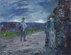 Jack Butler Yeats, R.H.A. (1871-1957) The Light of Towns