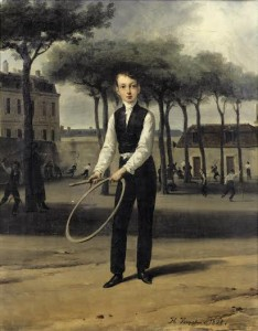 an 1821 portrait by Horace Vernet of the Duc de Chartres (50,000-70,000).