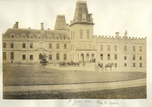 St Giles House 1862 (copyright St Giles House Archives)