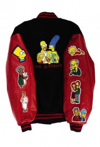 Simon's Personal The Simpsons Jacket
