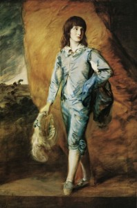Thomas Gainsborough, The Blue Page c1770 $3/4 million