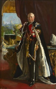 Sir John Lavery (1856-1941) The Earl of Lonsdale KG, 1931 (25,000-40,000).