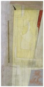 Ben Nicholson, O.M. (1894-1982) March 55 (amethyst) (£300,000-500,000)