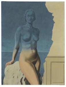 Rene Magritte - Le miroir universel ($3-5 million)