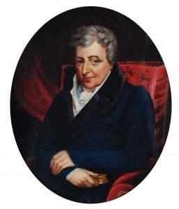 Hugh Douglas Hamilton, 1740-1808 - Portrait of Henry Grattan (1,000-1,500)
