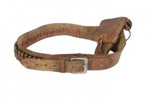 ohn Wayne movie gun belt
