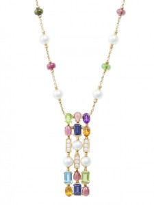 An Allegra Necklace by Bvlgari (11,000-15,000).
