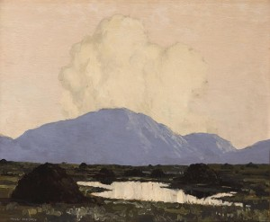 Connemara by Paul Henry.