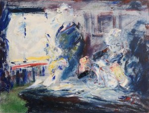 Business by Jack Butler Yeats (200,000-300,000).