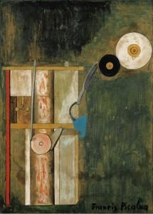 Francis Picabia - Le Ventilateur