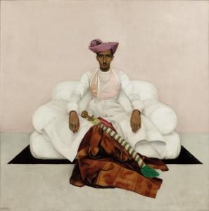 Bernard Boutet de Monvel The Maharadjah of Indore (300,000-500,000)