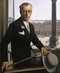 Bernard Boutet de Monvel Self-portrait, place Vendôme (200,000-300,000)