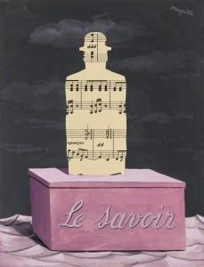Rene Magritte - L'usage de la parole (£500,000-700,000).
