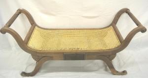 A Regency style window seat (100-150)