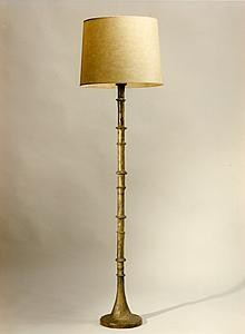 This floor lamp by Diego Giacometti will be at TEFAF Maastricht next month with L'Arc en Seine