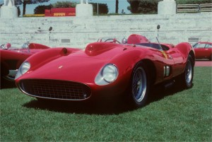The most expensive car ever sold at auction
