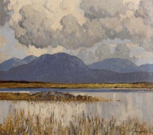 Paul Henry - A Kerry Lake sold for a hammer price of 74,000