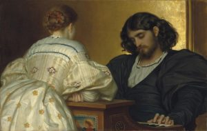 Frederic, Lord Leighton, P.R.A. (1830-1896) Golden Hours (£3-5 million).  Courtesy Christie's Images Ltd., 2016