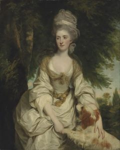 Sir Joshua Reynolds, P.R.A. (1723-1792) Portrait of Lucy Long, Mrs George Hardinge (£2-3 million).  Courtesy Christie's Images Ltd., 2016
