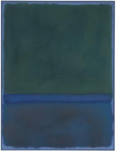 Mark Rothko (1903-1970) No. 17 (c) 1998 Kate Rothko Prizel & Christopher Rothko / Artists Rights Society (ARS), New York Courtesy Christie's Images Ltd., 2016