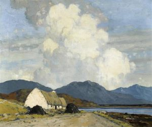 Paul Henry, Connemara Landscape (80,000-120,000)