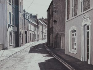 John Doherty - Strand Street, Youghal, Co. Cork from the show at Taylor.