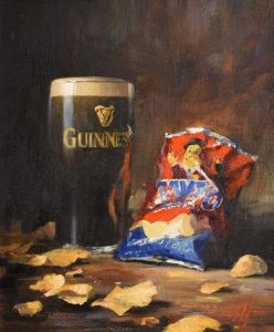 MAT GROGAN - GUINNESS AND TAYTO (300-500)