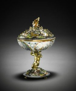 SOUTH GERMAN, AUGSBURG, AROUND 1600 THE ROTHSCHILD ORPHEUS CUP (£600,000 - 800,000)
