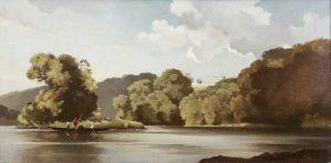 BERTRAM NICHOLLS (1883-1974) Cliveden Woods (800-1,200)