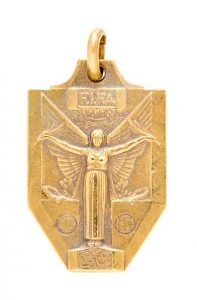 Pele's FIFA World Cup medal, 1958